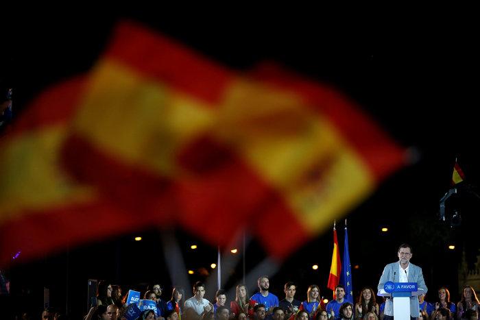 Στις κάλπες θα προσέλθουν την Κυριακή οι ισπανοί πολίτες, στον απόηχο του αποτελέσματος του βρετανικού δημοψηφίσματος