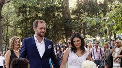 Το άλμπουμ του γάμου της Μαρίνας Ασλάνογλου-Παντρεύτηκε στη Σκιάθο