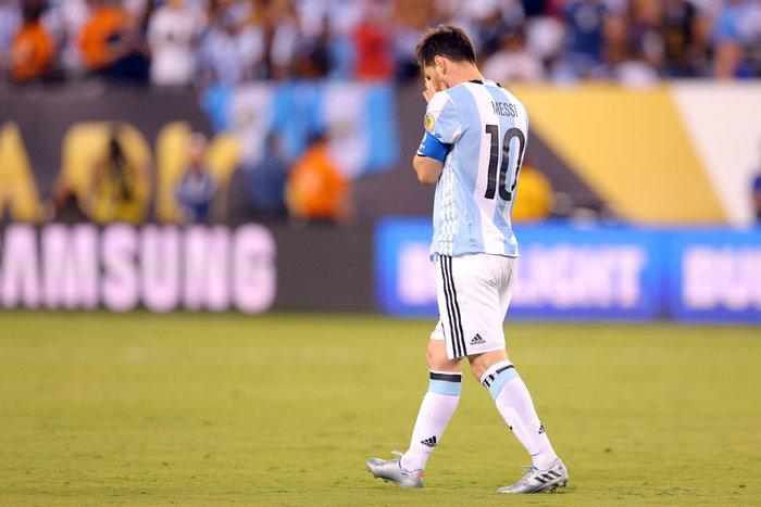 Tέλος ο Λιονέλ Μέσι από την Εθνική Αργεντινής - εικόνα 2