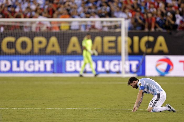 Tέλος ο Λιονέλ Μέσι από την Εθνική Αργεντινής - εικόνα 3