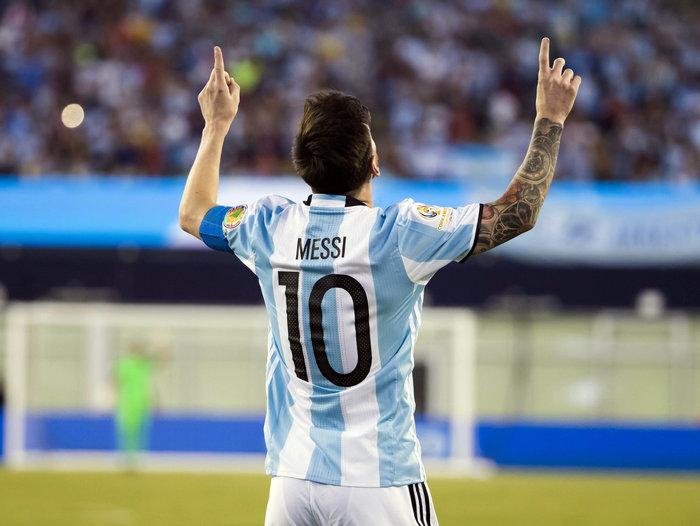 Tέλος ο Λιονέλ Μέσι από την Εθνική Αργεντινής - εικόνα 7