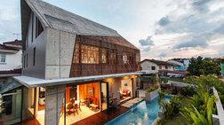 Ένα ξεχωριστό σπίτι στη Σιγκαπούρη που θα αγαπήσετε