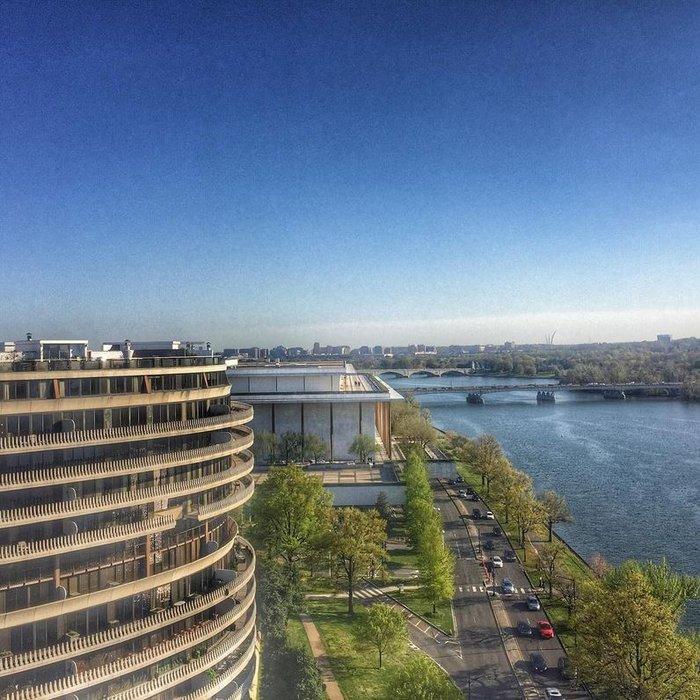 Η επιστροφή ενός θρύλου: Το Watergate Hotel μετά την ανακαίνιση των 125 εκ$ - εικόνα 18