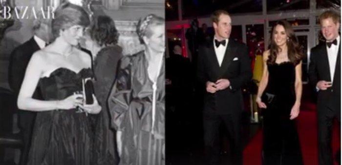 15 φορές που η Κέιτ Μίντλετον αντέγραψε την πριγκίπισσα Νταϊάνα - εικόνα 2