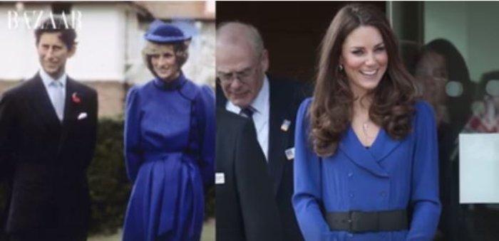 15 φορές που η Κέιτ Μίντλετον αντέγραψε την πριγκίπισσα Νταϊάνα - εικόνα 5