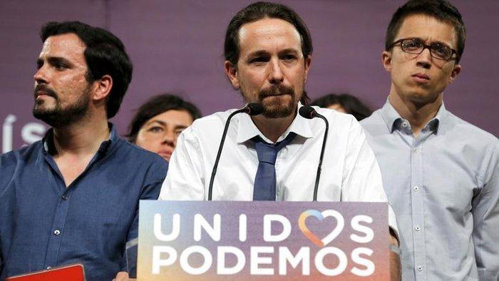 «Οι ηττημένοι των εκλογών είναι νομίζω οι Unidos-Podemos» αναφέρει ο G. Hedgecoe
