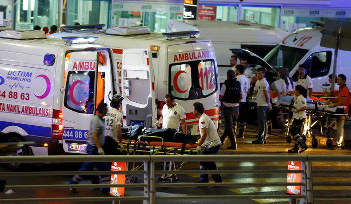 Μακελειό στο αεροδρόμιο Ατατούρκ με 36 νεκρούς και 147 τραυματίες