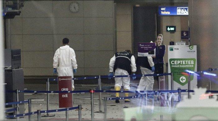 Μακελειό στο αεροδρόμιο Ατατούρκ με 36 νεκρούς και 147 τραυματίες - εικόνα 3