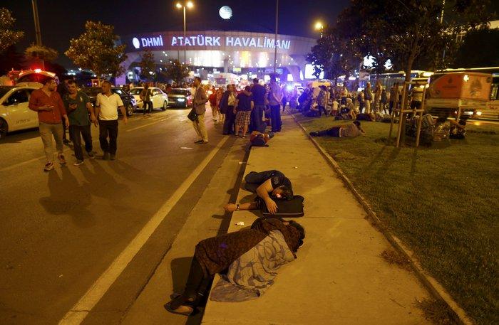 Μακελειό στο αεροδρόμιο Ατατούρκ με 36 νεκρούς και 147 τραυματίες - εικόνα 6