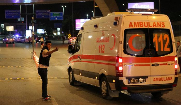 Μακελειό στο αεροδρόμιο Ατατούρκ με 36 νεκρούς και 147 τραυματίες - εικόνα 7