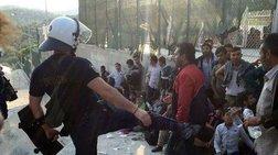 Καταγγελίες σοκ για αστυνομική βία σε βάρος προσφύγων