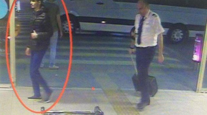 Είναι αυτός ο βομβιστής αυτοκτονίας στο Ατατούρκ;