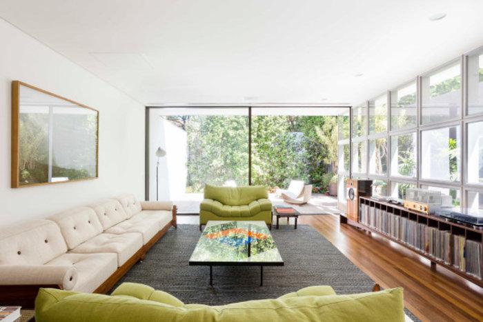 Το εκπληκτικό σαλόνι