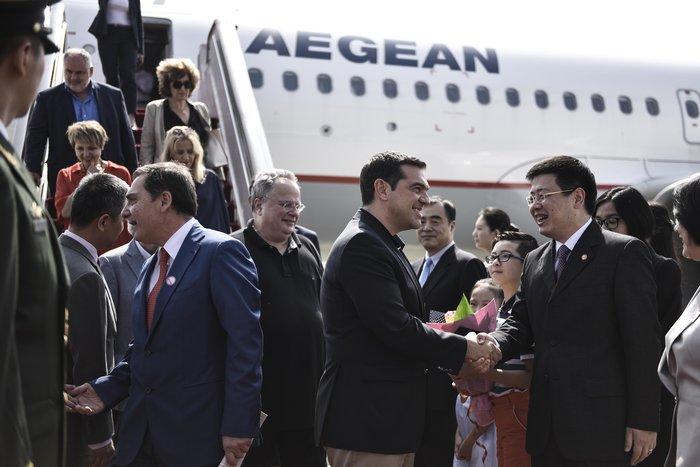 Τσίπρας: «Αμοιβαία επωφελής η συμφωνία με COSCO» - εικόνα 2