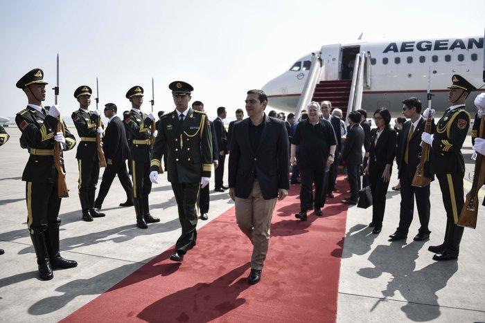 Τσίπρας: «Αμοιβαία επωφελής η συμφωνία με COSCO» - εικόνα 7