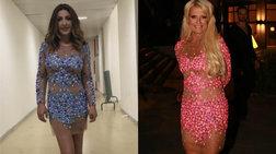 Σόρυ Έλενα Παπαρίζου αλλά το φόρεσε πρώτη το fashion icon Μαρίνα Πατούλη