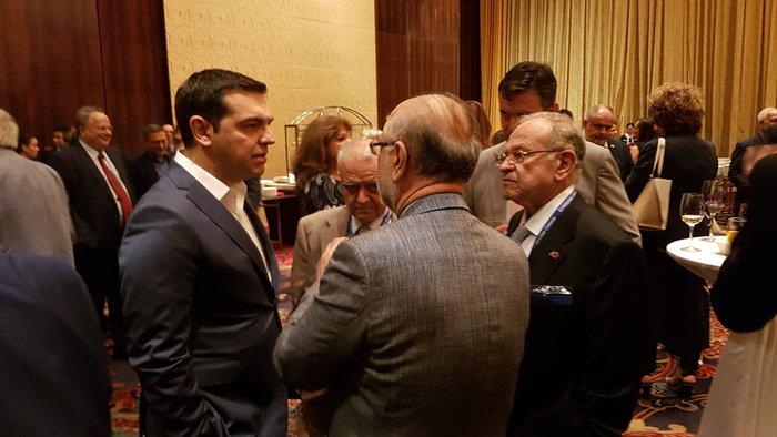 Τσίπρας: «Αμοιβαία επωφελής η συμφωνία με COSCO»