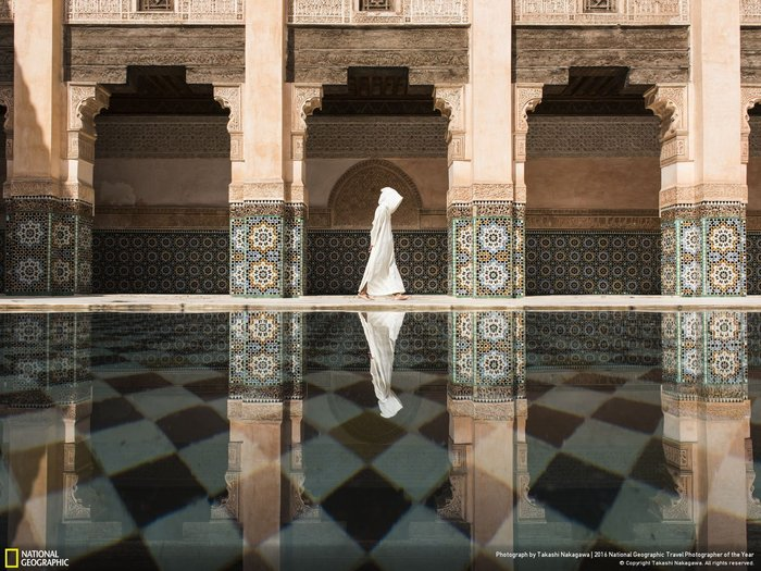 First Place, Cities, Photo by Takashi Nakagawa, in Ben Youssef.