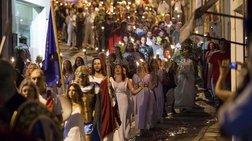 Οργιώδης σύναξη δωδεκαθεϊστών στο Λιτόχωρο - Δείτε φωτό