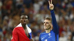Ο Γάλλος Γκριεζμάν MVP του Euro 2016