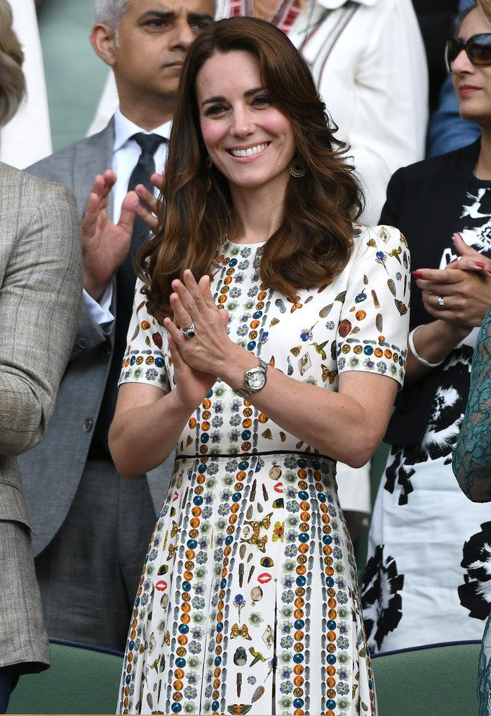 Γιατί η Κέιτ Μίντλετον δεν θα φορούσε ποτέ το ριγέ φόρεμα της Μαρκλ - εικόνα 11