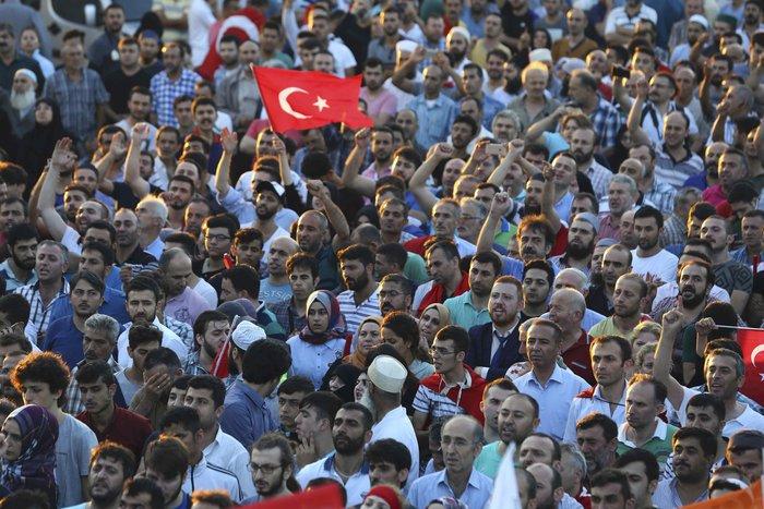 Ερντογάν: Προσπάθησαν να με σκοτώσουν, θα πληρώσουν