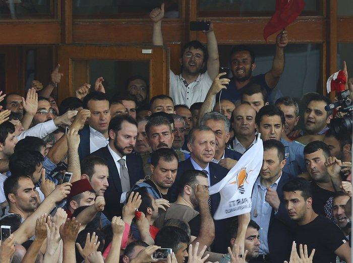 Ερντογάν: Προσπάθησαν να με σκοτώσουν, θα πληρώσουν - εικόνα 3