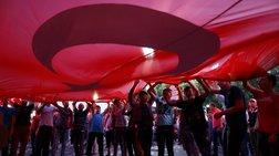 Εκδηλώσεις «λατρείας» για τον Ερντογάν σε Πόλη & Αγκυρα