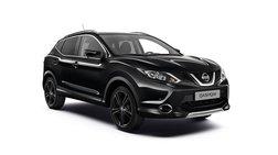 Νέα έκδοση Nissan Qashqai Black Edition ...αλλά για λίγους!