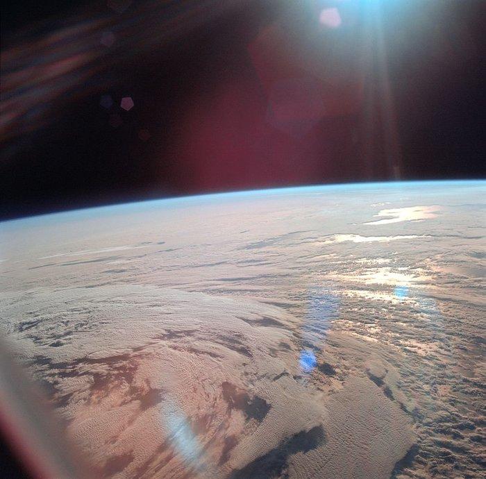 Η γη από το Apollo 11