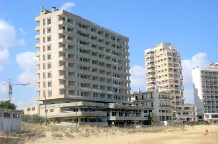 Βαρώσια: Από το αγαπημένο ξενοδοχείο της Ελίζαμπεθ Τέιλορ στην προπαγάνδα του τουρκικού κράτους [συγκλονιστικές εικόνες] - εικόνα 7