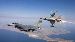 Τουρκικά F16  ψάχνουν πραξικοπηματίες στο Αιγαίο