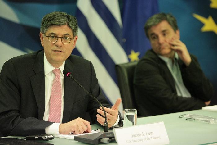 Λιου: Ναι στην ελάφρυνση χρέους αλλά κάντε μεταρρυθμίσεις