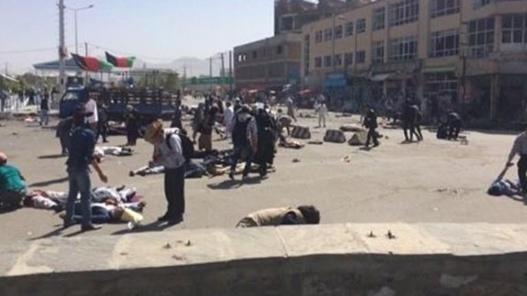 Το ISIS πίσω από την επίθεση αυτοκτονίας στην Καμπούλ