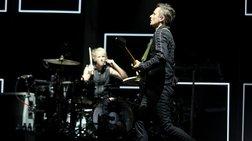 Οι Muse μάγεψαν το κοινό τους σε μια ονειρική βραδιά