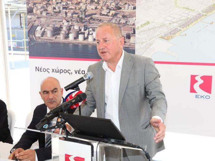 ΕΚΟ: Μετεγκατάσταση από τη Λάρνακα στο Βασιλικό Κύπρου