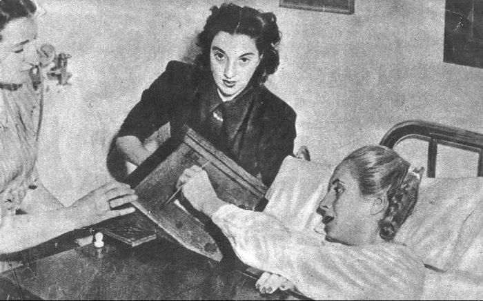 Σαν Σήμερα: Αγία ή πόρνη; Η Εβίτα Περόν πεθαίνει στα 33 της χρόνια - εικόνα 16