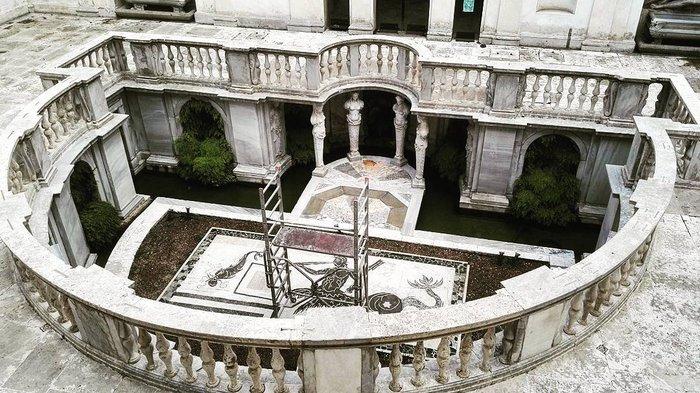 Ανώνυμοι δωρητές συντηρούν ένα εκπληκτικό Νυμφαίο στη Ρώμη - εικόνα 2