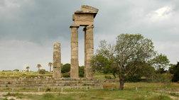 Η Ακρόπολη της Ρόδου προστατεύεται,  αναβαθμίζεται και αξιοποιείται