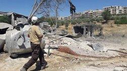 Βομβαρδίστηκε μαιευτήριο στην πόλη Ιντλίμπ της Συρίας