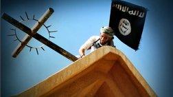 Το ISIS καλεί σε «κυνήγι» χριστιανικών κεφαλών, σύνθημα «σπάστε το σταυρό»