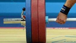 Νέο κρούσμα ντόπινγκ αρσιβαρίστα Ελληνα αθλητή