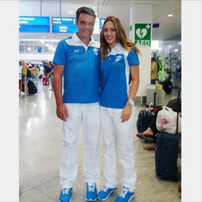 Ποια είναι η χάλκινη Ολυμπιονίκης του Ρίο Άννα Κορακάκη
