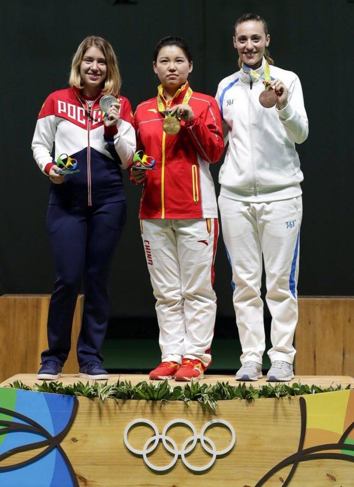 Δεύτερο Ολυμπιακό μετάλλιο διεκδικεί σήμερα η Αννα Κορακάκη