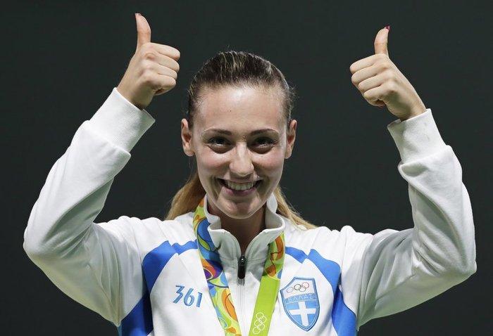 Δεύτερο Ολυμπιακό μετάλλιο διεκδικεί σήμερα η Αννα Κορακάκη - εικόνα 2
