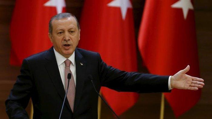 Ο τούρκος πρόεδρος Ταγίπ Ερντογάν
