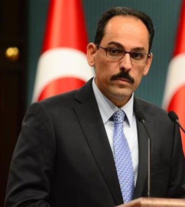 Ο Ιμπραήμ Καλίν εκπρόσωπος τύπου της τουρκικής Προεδρίας της Δημοκρατίας
