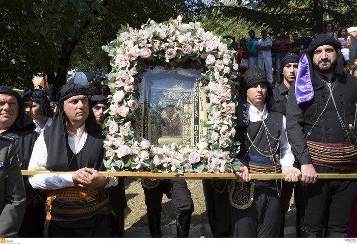 Δεκαπενταύγουστος σε κάθε γωνιά της Ελλάδας - εικόνα 3