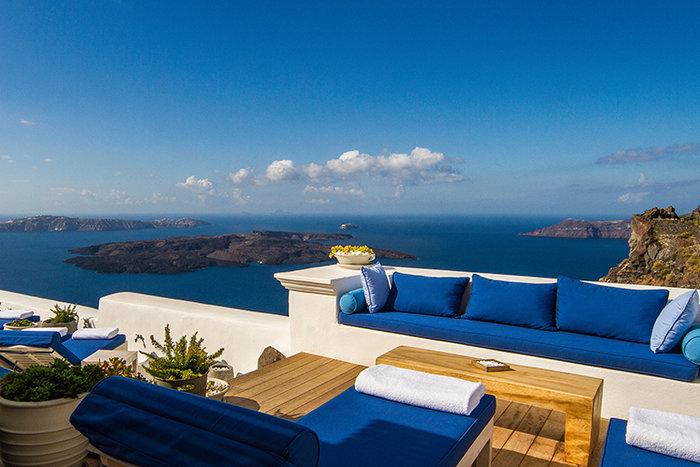 Ψηφίστηκε ως η καλύτερη γαμήλια σουίτα στον κόσμο και βρίσκεται σε ελληνικό νησί!