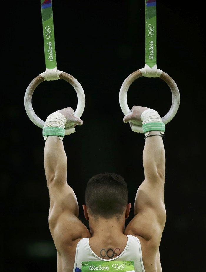 Χρυσός Ολυμπιονίκης ο Λευτέρης Πετρούνιας στους κρίκους - εικόνα 3